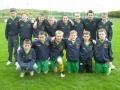 Ballingarry AFC Under 11 squad 2008/09