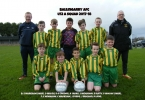 Under 12A Squad 2017/18