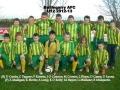 Ballingarry AFC Under 12 squad 2012/13