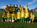 Ballingarry AFC U12 squad 2016/17