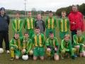 Ballingarry AFC Under 13 squad 2009/10