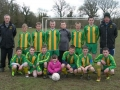 Ballingarry AFC Under 13 cup squad 2010/11