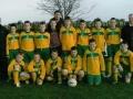 Ballingarry AFC Under 12 Squad 2005/06.
