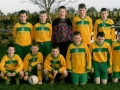 Ballingarry AFC Under 12 team v Breska Rovers, Division 1, December 2005.
