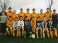 Balingarry AFC Under 13 Cup Squad 2002/03.