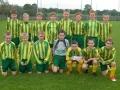 Ballingarry AFC Under 12 squad 2013/14