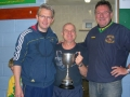Managers - Ian Hickey, James Clancy & Diarmuid Fitzgerald