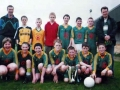 Ballingarry AFC Under 12 Division 2 Winners 1999/2000.