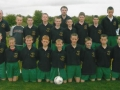 Ballingarry under 13 squad prior to final pictured with team managers.