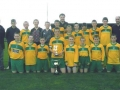 Ballingarry AFC Under 13 cup winners 2005/06.