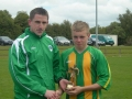 Man of the Match Mikey Morrissey