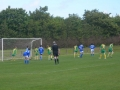 Ballingarry defend a corner