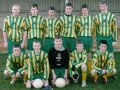 Ballingarry AFC Under 14 team v Abbeyfeale United, December 2005.