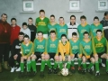 Ballingarry AFC Under 15 Cup Squad 2001/02.