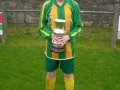 Mark Hayes top scorer