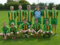 The Ballingarry AFC starting 11