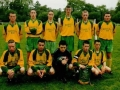 Ballingarry AFC Under 16's starting eleven for the cup final against Abbeyfeale United.