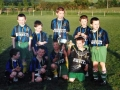 'Inter Milan', winners of the Under 8 Champions League 2004/05.