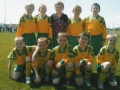Ballingarry AFC Under 8 team 2006/07 - L.D.S.L. Division 1 Cup runners-up