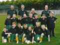 Ballingarry Under 8 'A' squad 2005/06 pictured with team officials.