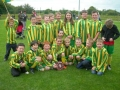Ballingarry AFC Under 8 Division 2 Shield Winners 2010-11