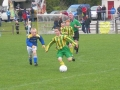 Michael Molloy on the ball