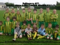 Under 8 Division 1 Shield Winners 2011-12