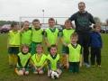 Ballingarry AFC Under 8 squad 2013/14