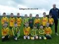 Ballingarry AFC Under 8 team 2017/18