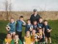 Ballingarry AFC Under 8 squad 2002/03