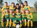 Ballingarry AFC Under 8 squad 2003/04