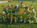 Ballingarry AFC Under 8 squad 2005/06 - winners of the Broadford United Under 8's Blitz on 8th October 2005.