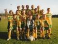 Ballingarry AFC Under 8 squad 2004/05