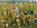 Ballingarry AFC Under 8 B team 2006/07