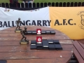 Trophy Display for Girls U12 and U14 at Junction 14