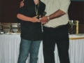 Under 12 Topscorer 2007/08 Denis Hayes