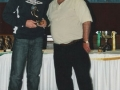 Under 13 Player of the Year 2007/08 David Condron