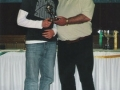 Under 15 Player of the Year 2007/08 Shane Doherty