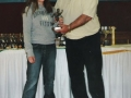 Under 13 Girls Player of the Year 2007/08 Rachel Cronin
