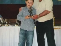 Under 10B Player of the Year 2007/08 Mark O'Kelly