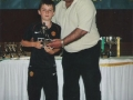 Under 9A Player of the Year 2007/08 Mikey Hickey