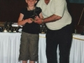 Under 10 Girls Player of the Year 2007/08 Stephanie Anderson