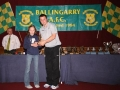 Harriet Cronin Under 10 Player of the Year.