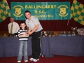 Adam Long Under 7 player of the year.