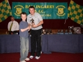 Cathal Kavanagh Under 8 player of the year.