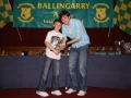 Nathan Clancy Under 12 top scorer