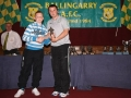 Steven O'Kelly Under 14 player of the year