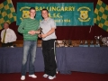 Anthony Forde Under 15 player of the year
