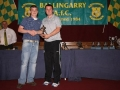 Kevin Moynihan Under 16 player of the year