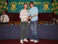 Shane O'Doherty Under 16 top scorer